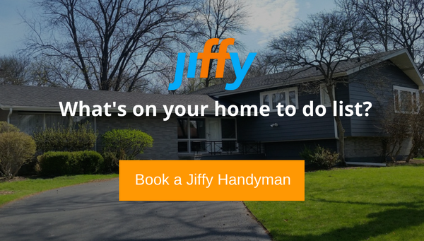 Tackle your home to do list with a Jiffy handyman today!