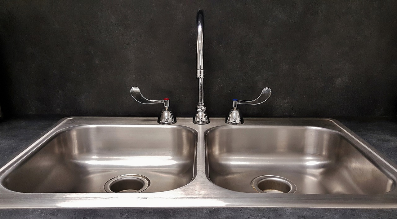 Leaky taps can do serious damage and cause mold.