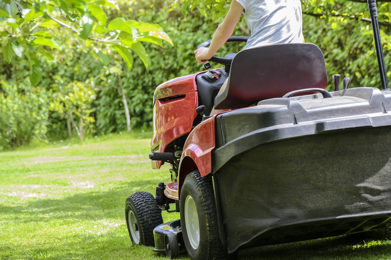 Check with your lawn care specialist that they are decreasing the height of your grass gradually up until the snow starts to fall.
