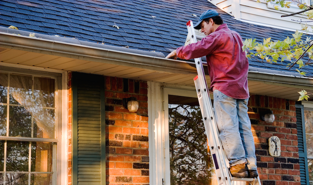 Cleaning your eaves might be one of the most important home to dos you have to get done