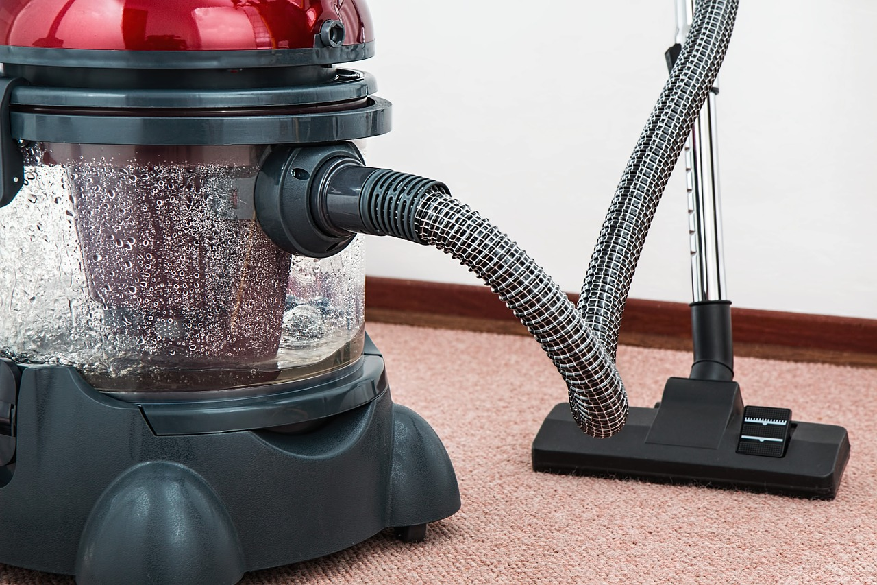 Get your carpets cleaned approximately once per year.