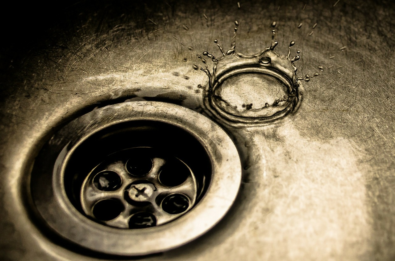 Get Your Drains Unclogged and Check for Leaks