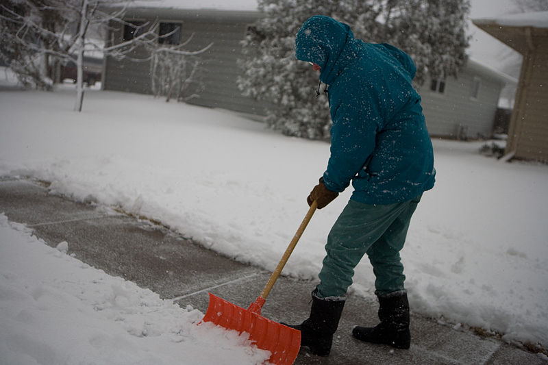 Save 50% this winter by not signing a snow removal contract! Use Jiffy instead!