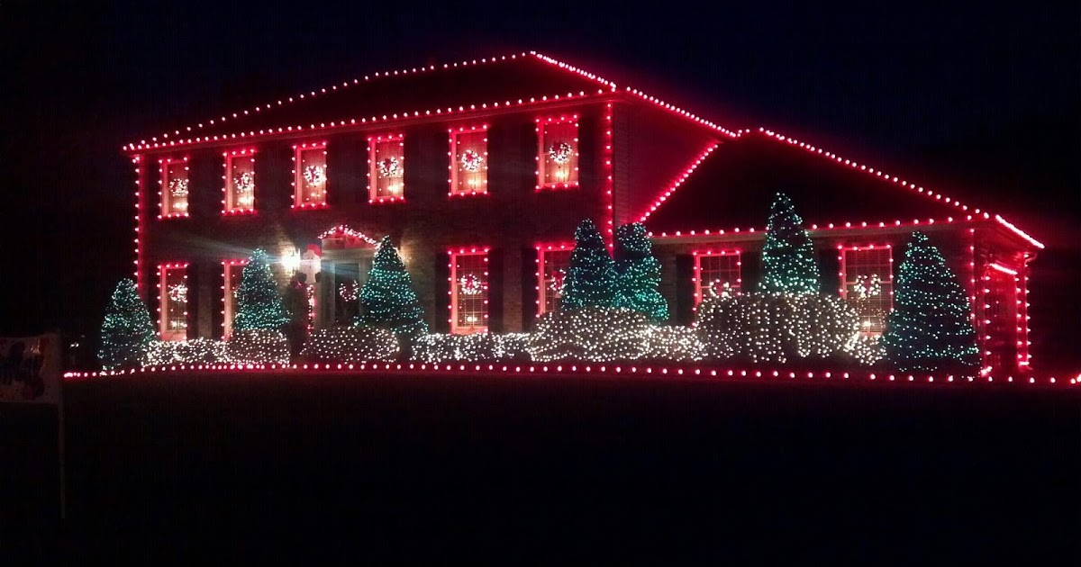 jiffy pros can easily take the chore of installing your christmas lights off your hands