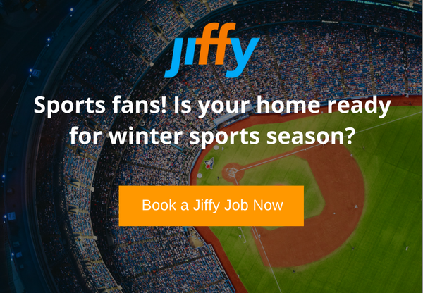 Is your home ready for the sports fans?