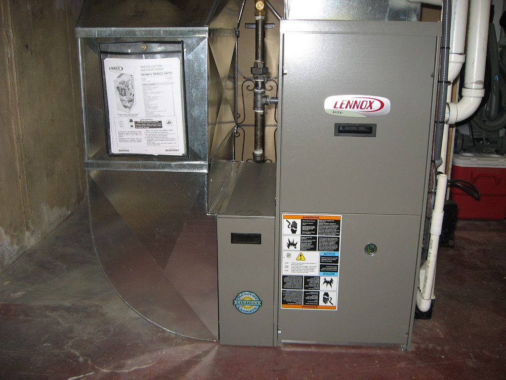 Get your furnace tuned up yearly to save money in repairs