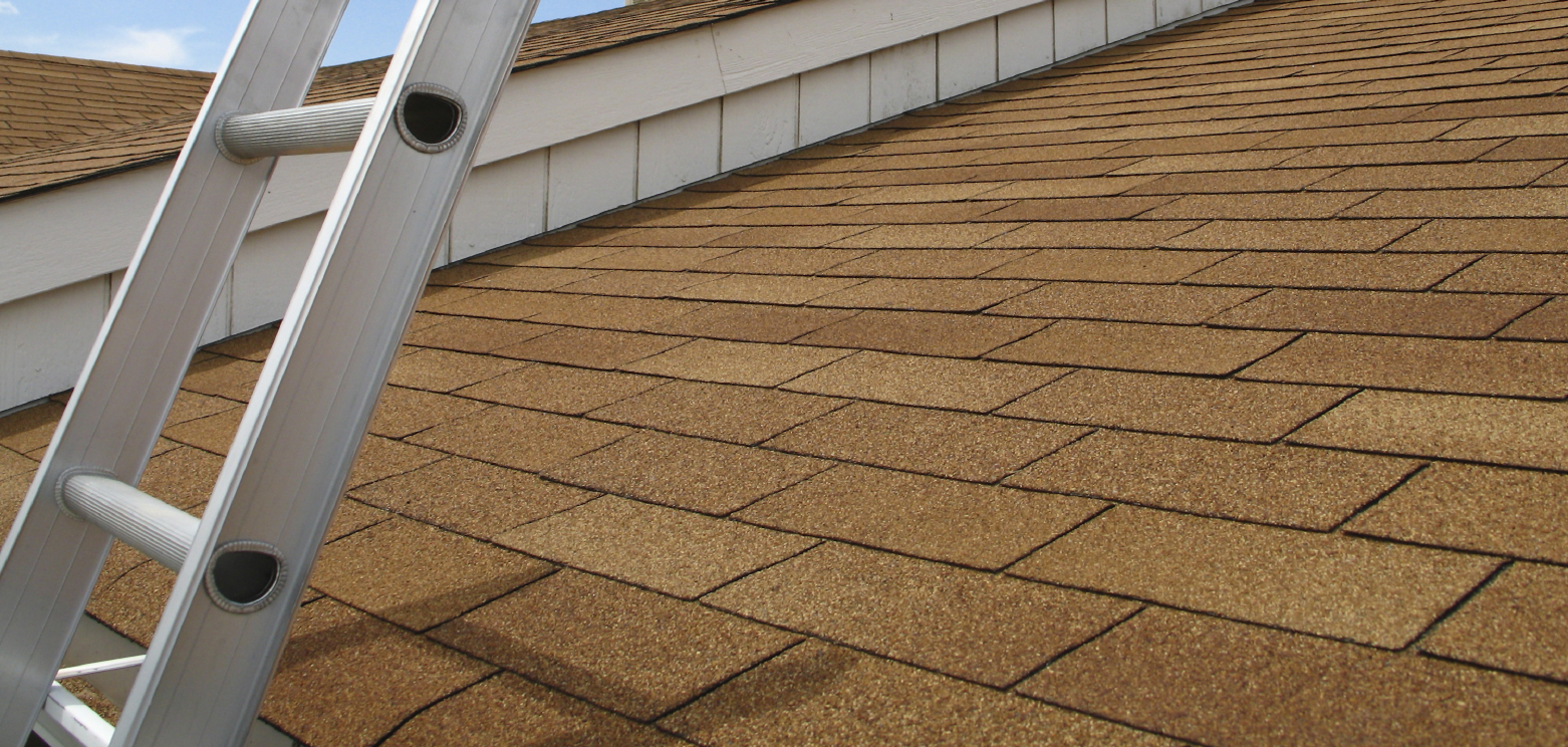 Your roof protects you and your family from the elements