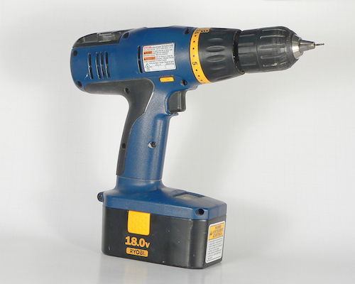 A drill will make everything from furniture assembly to minor repairs around your home