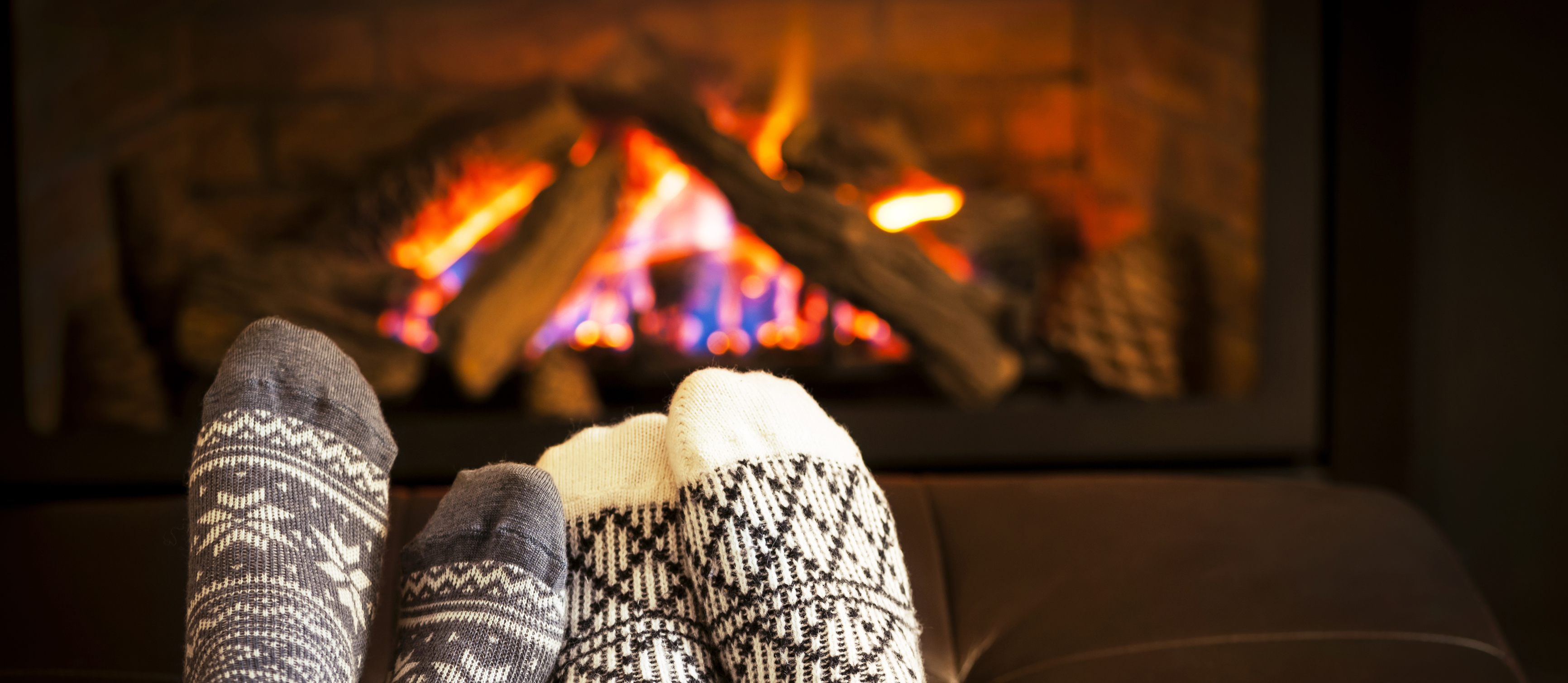 Make your home cozy and comfy this winter so you're happy to hibernate there this winter!