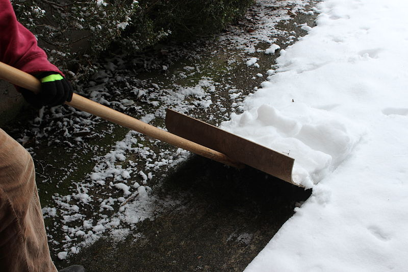 13 Tips and Tricks for removing your snow this winter!
