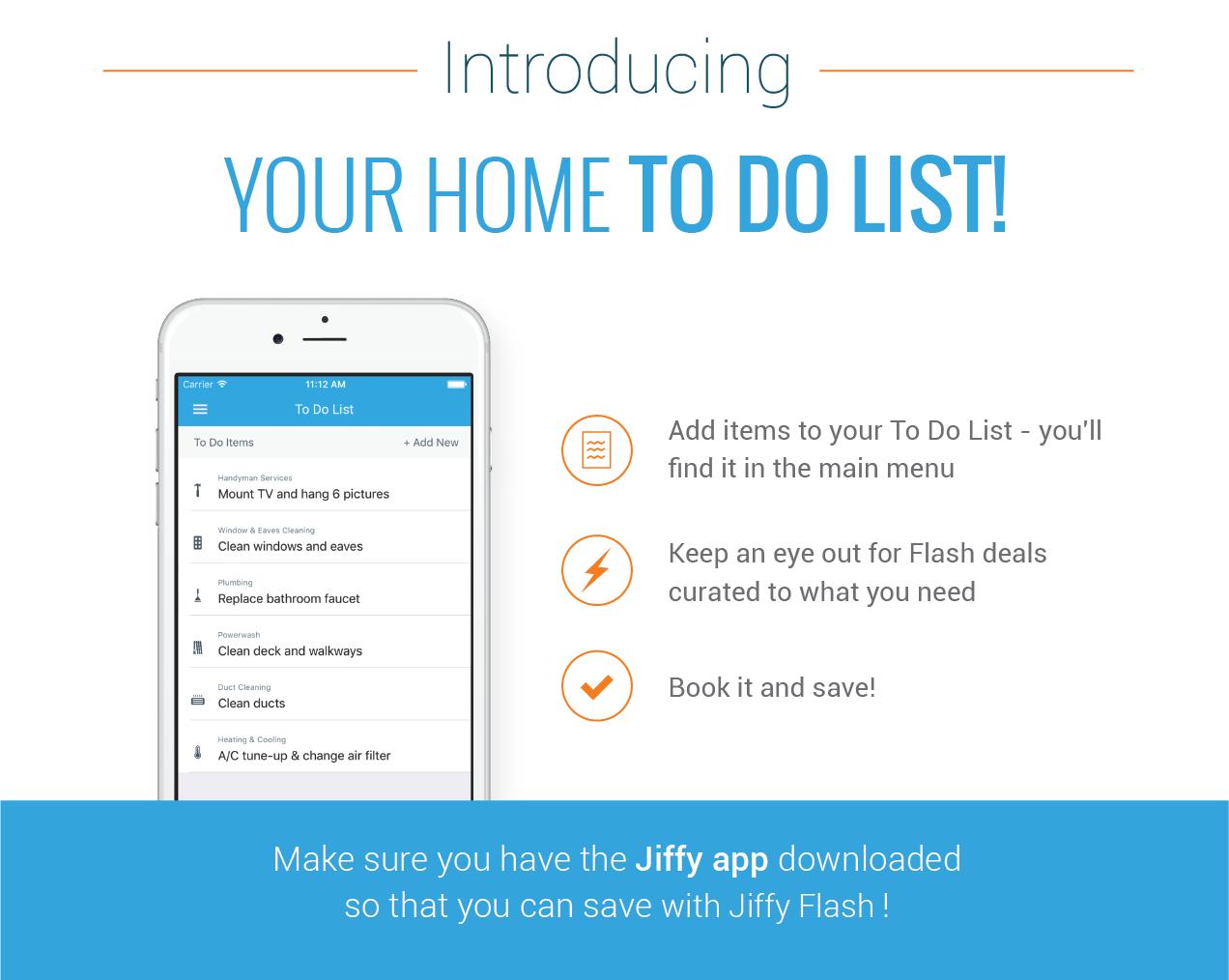 jiffy to do lists keep your home maintenance organized save